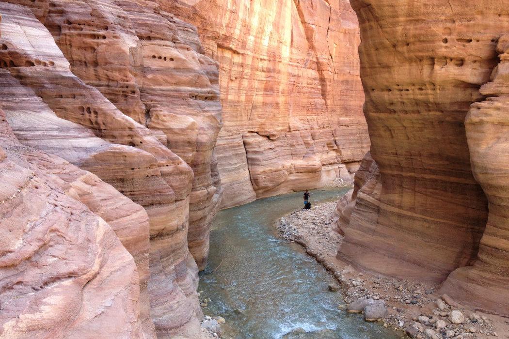 Wadi Hasa, Moab 2