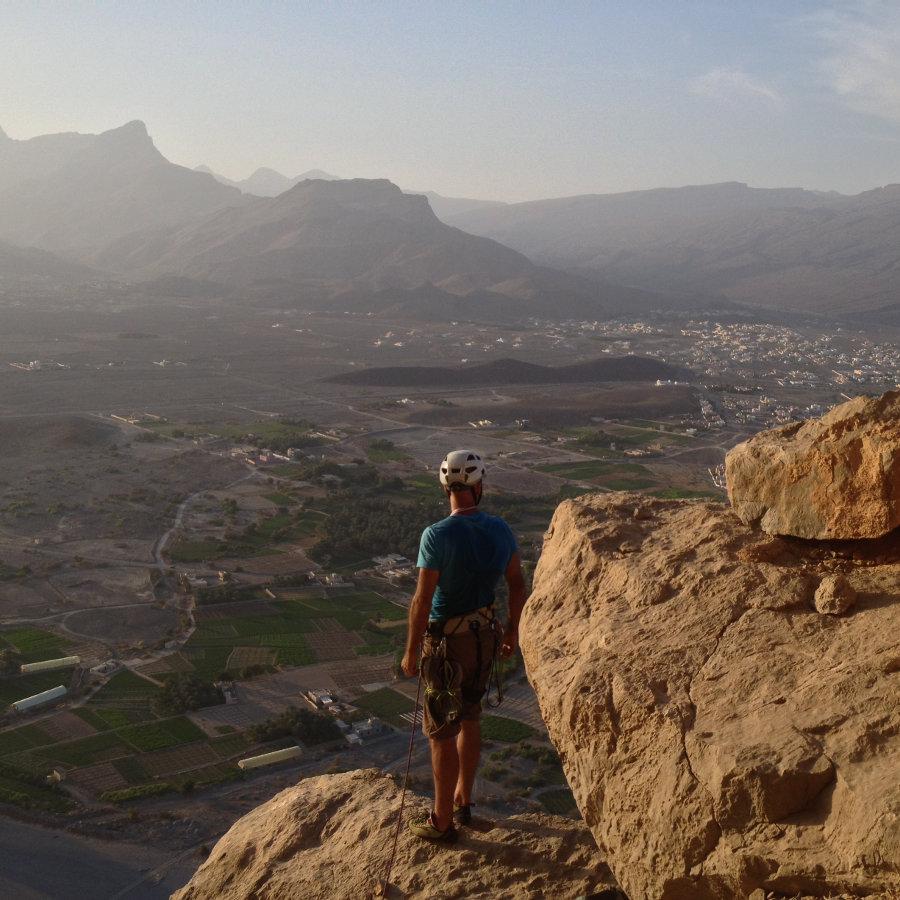 Alona, Al Hamra Tower, Oman 2