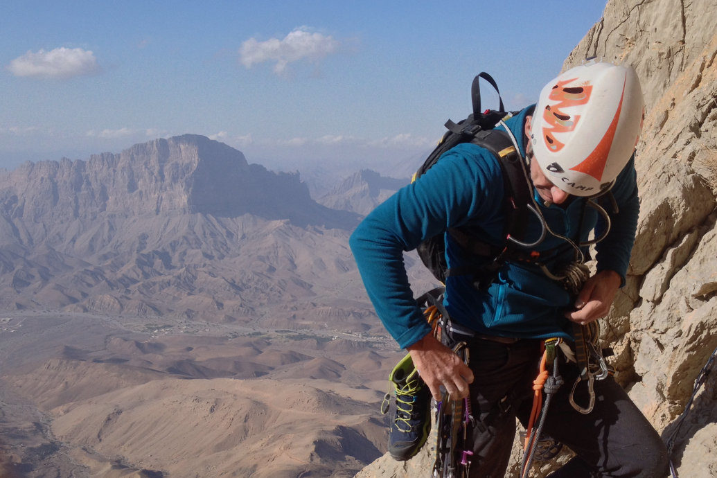 Le Paradis des Grenouilles, Jebel Kwar, Oman 2