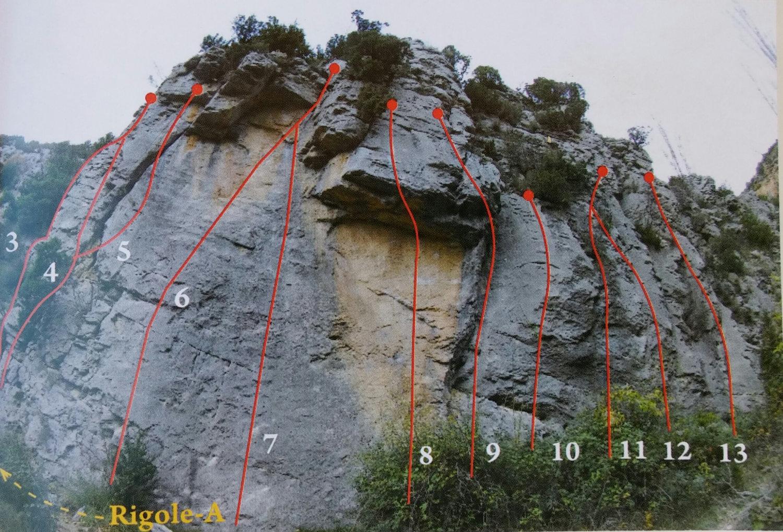topo secteur Rigole 2