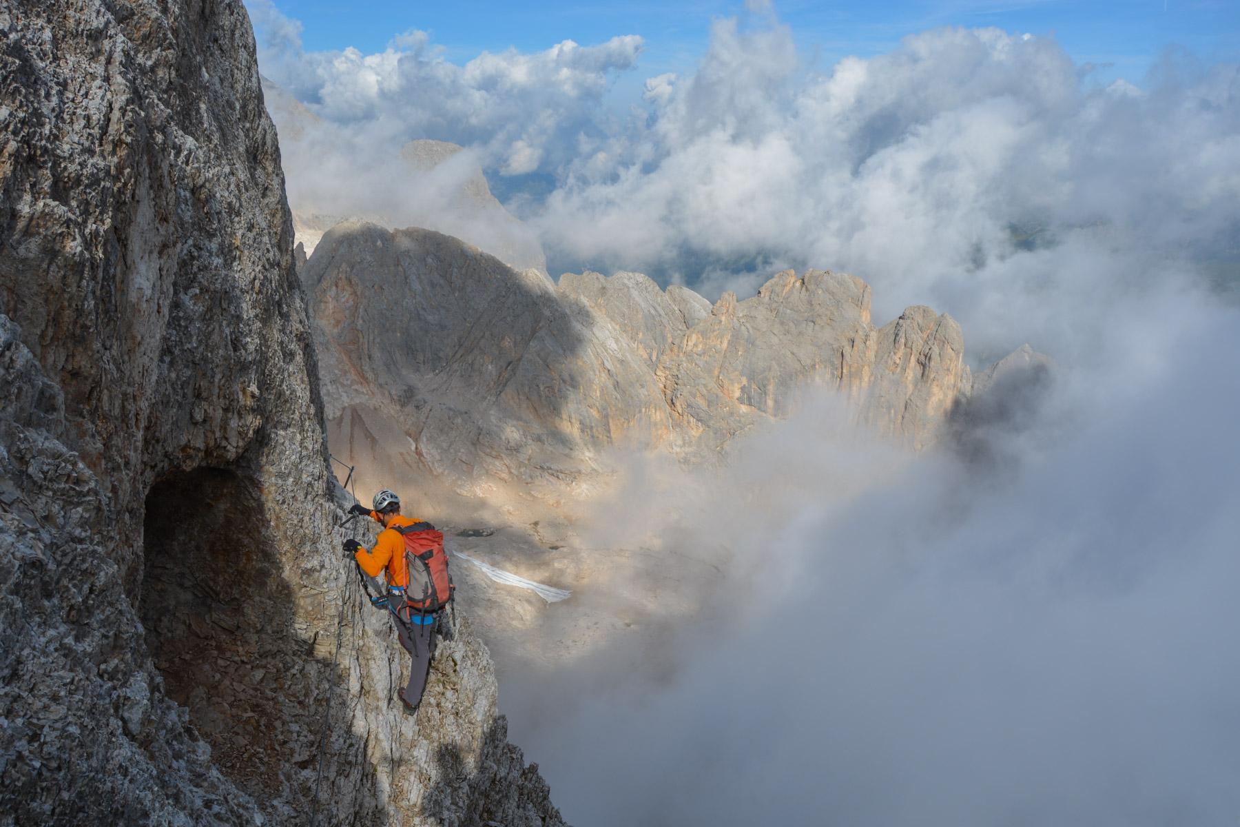 Via Eterna Brigata Cadore, Dolomites 2